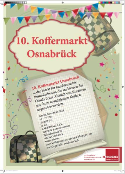 Koffermarkt Osnabrück 3.11.19