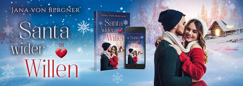 Rezension: Santa wider Willen von Jana von Bergner