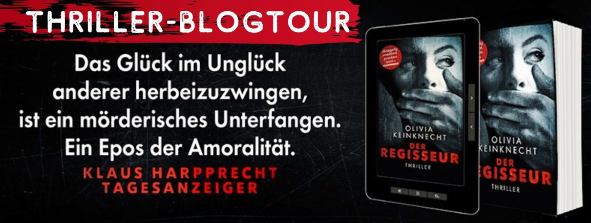 Thriller- Blogtour: DerRegisseur