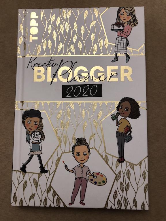 Kreativ Blogger Planer 2020