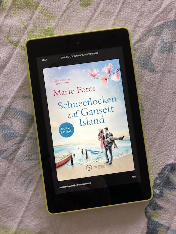 Schneeflocken auf Gansett Island von Marie Force eBook