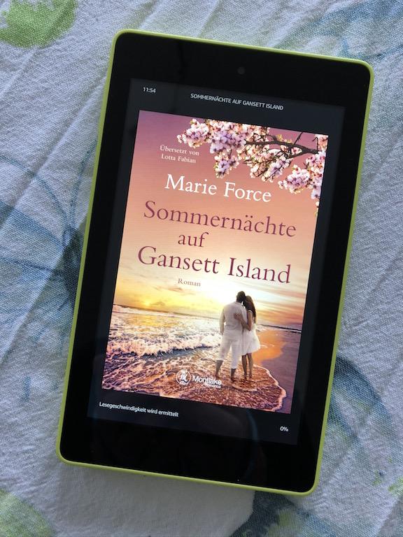 Sommernächte auf Gansett Island von Marie Force eBook