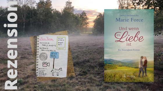 Und wenn es Liebe ist von Marie Force Blog Banner