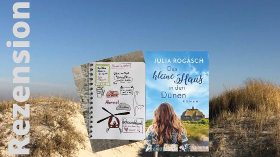 Das kleine Haus in den Dünen von Julia Rogasch Sketchnote zum Buch
