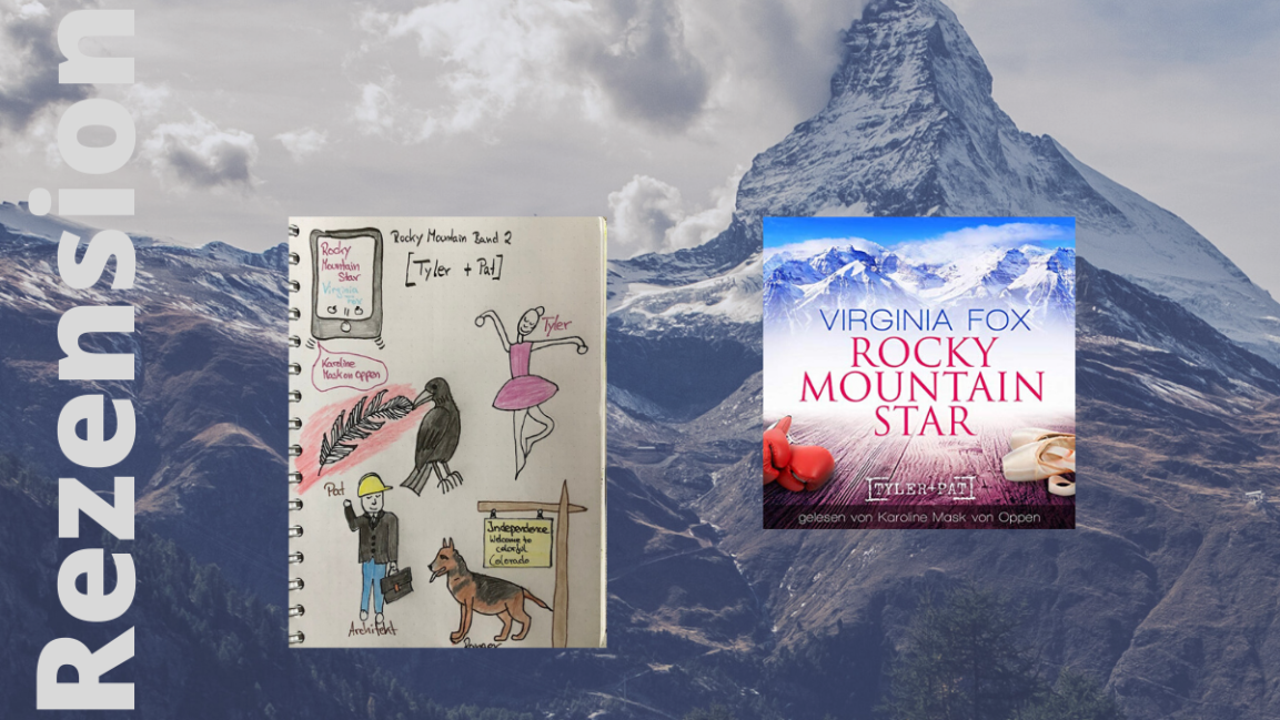 Rocky Mountain Star von Virginia Fox