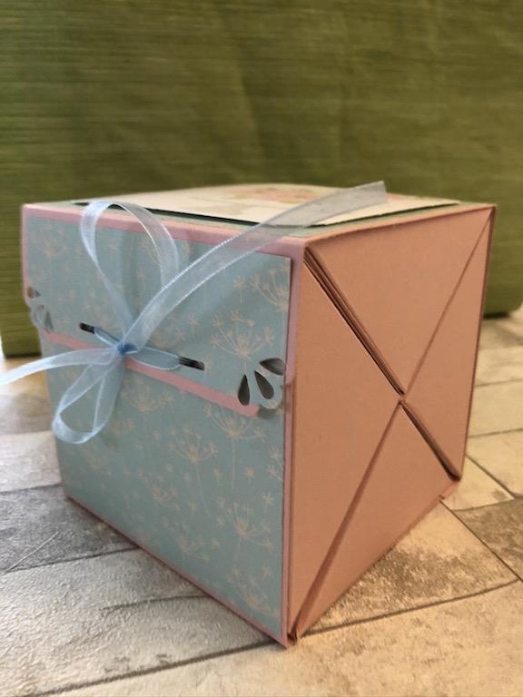 Dreiecksbox