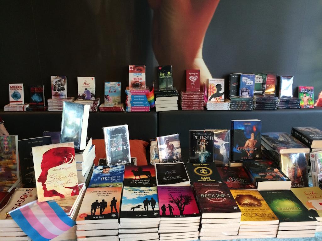 Queer Book Fair 2019
