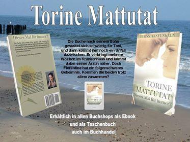 Torine Mattutat Bernsteinfunkeln Dieses Mal für immer?