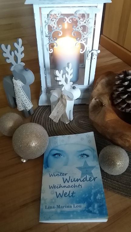 Winter Wunder Weihnachtswelt von Lina-Marina Lou