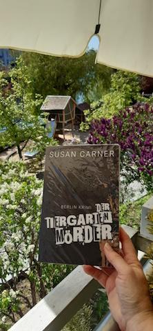 Cover Tiergartenmörder