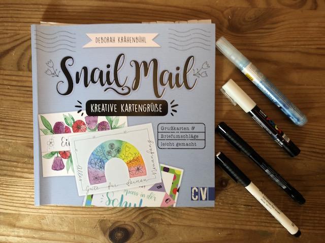 Snail Mail von Deborah Krähenbühl