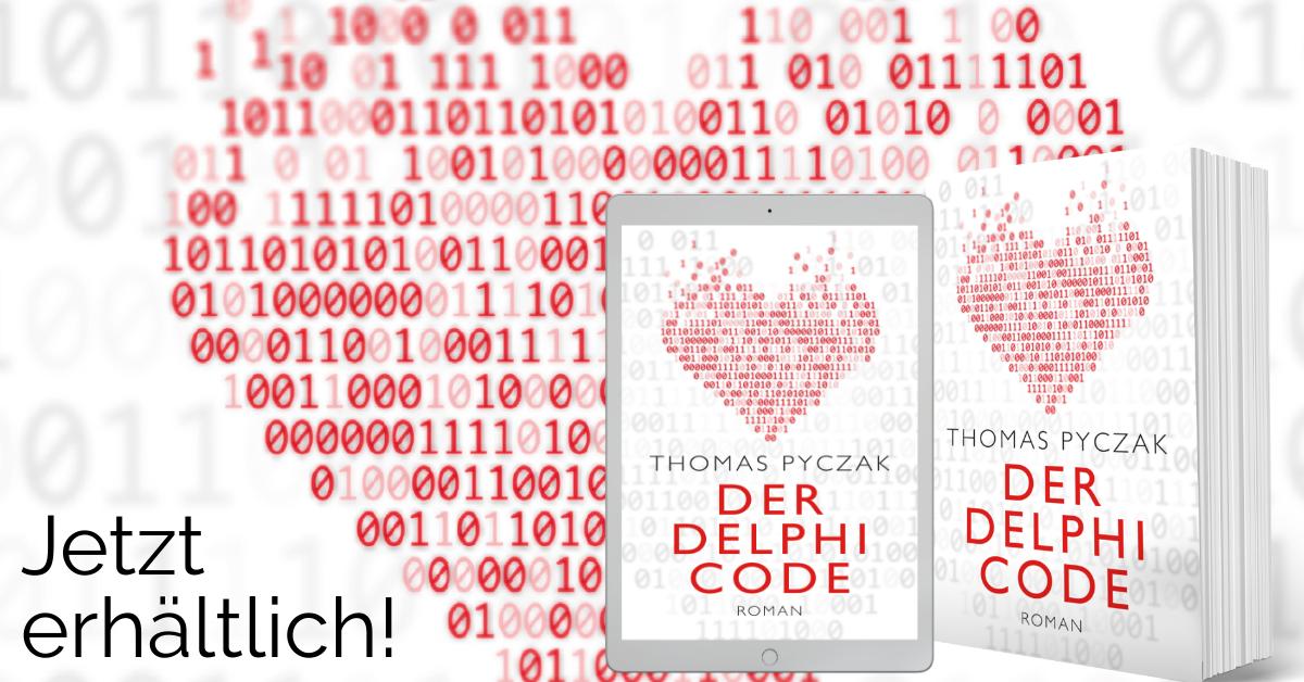 Banner zum Buch Der Delphi Code von Thomas Pyczak