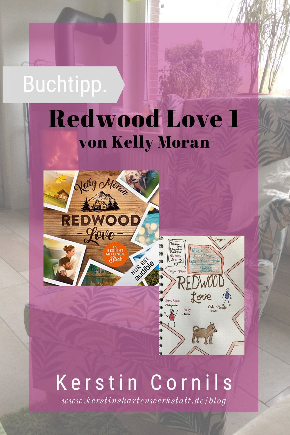 Redwood Love 1 von Kelly Moran