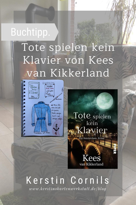 Tote spielen kein Klavier von Kees van Kikkerland