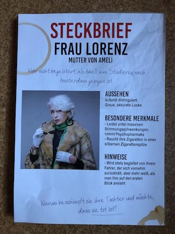 Tote spielen kein Klavier von Kees van Kikkerland Steckbrief Frau Lorenz