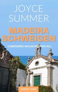 Cover zum Buch Madeiraschweigen von Joyce Summer