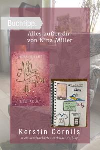 Alles außer dir von NIna Miller Sketchnote zum Buch