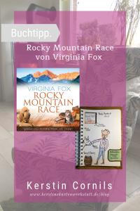 Rocky Mountain Race von Virginia Fox Hörbuch mit Sketchnote zum Buch