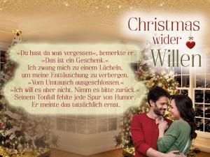 Christmas wider Willen von Jana von Bergner Textschnipsel