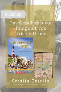 Das Geheimnis von Rungholt von Nicole Grom Sketchnote und Rezension zum Buch von Kerstin Cornils