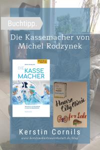 Die Kassemacher von Michel Rodzynek Sketchnote und Rezension zum Buch