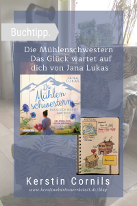 Die Mühlenschwestern Das Glück wartet auf dich von Jana Lukas Sketchnote und Rezension zum Buch von Kerstin Cornils