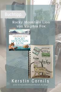Rocky Mountain Lion von Virginia Fox Sketchnote und Rezension zum Buch von Kerstin Cornils
