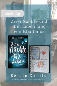 Zwei Leben und drei Leben lang von Elja Janus Sketchnote und Rezension zum Buch von Kerstin Cornils