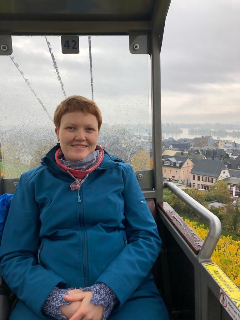 Kerstin in Rüdesheim 2020