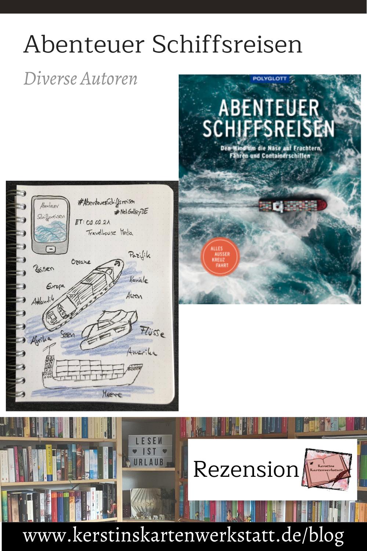 Abenteuer Schiffsreisen von Polyglott Sketchnotes zum Buch