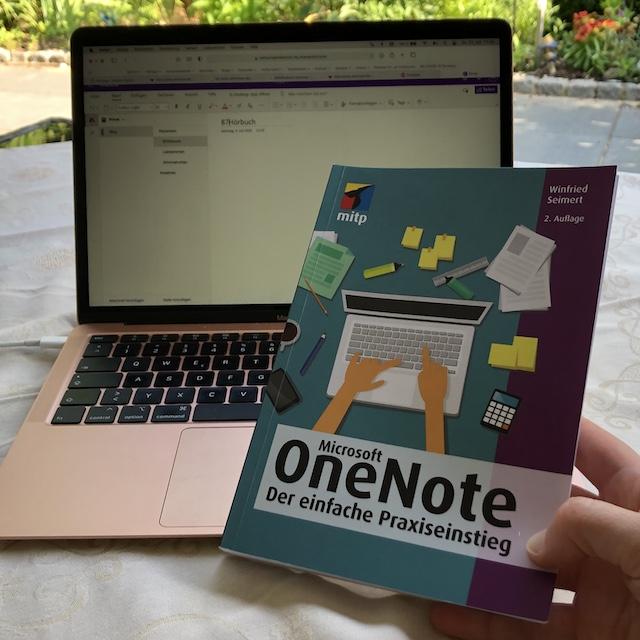 One Note von Winfried Seimert Buch und PC