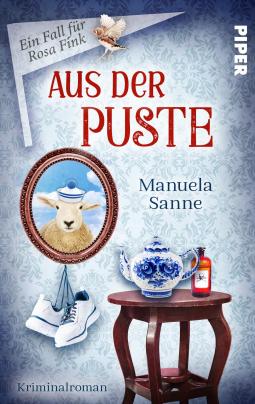 Aus der Puste von Manuela Sanne Cover