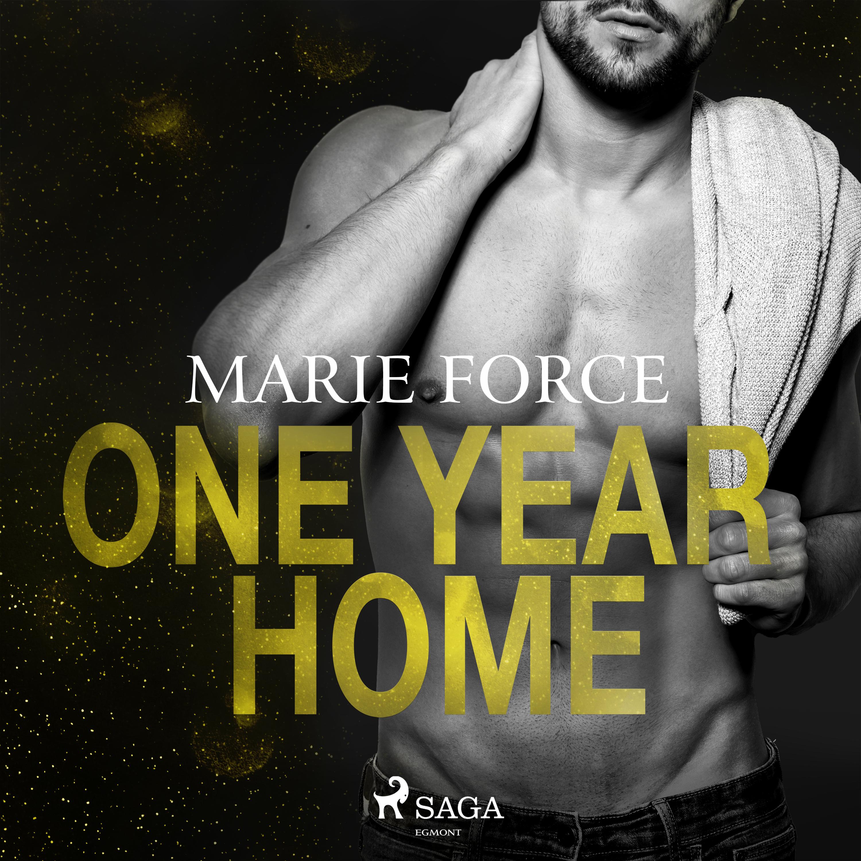 Cover vom Hörbuch: One Year Home von Marie Force von Saga Egmont
